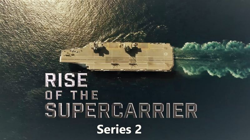Poster of Smithsonain Ch. -Rise of the Supercarrier: Series 2 (2019)