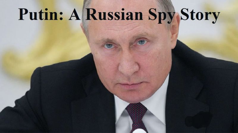 Poster of Putin A Russian Spy Story Part 3 Putin Forever 1080p HDTV