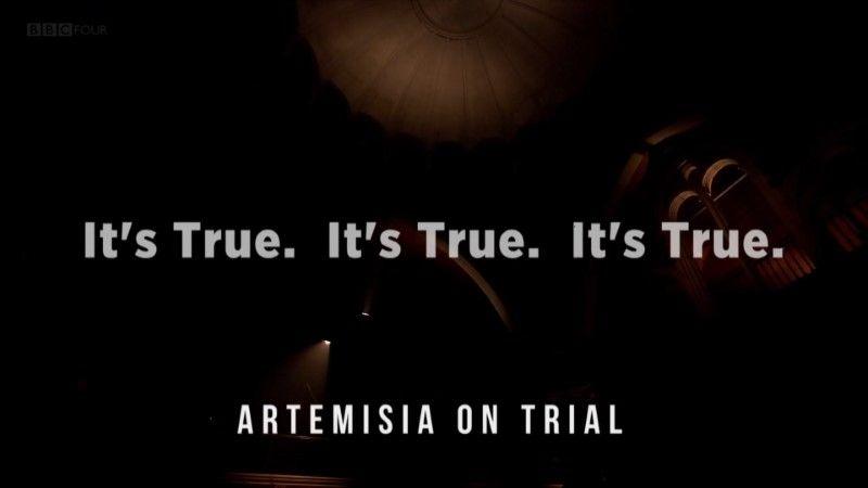 Poster of BBC - It's True, It's True, It's True: Artemisia on Trial (2020)