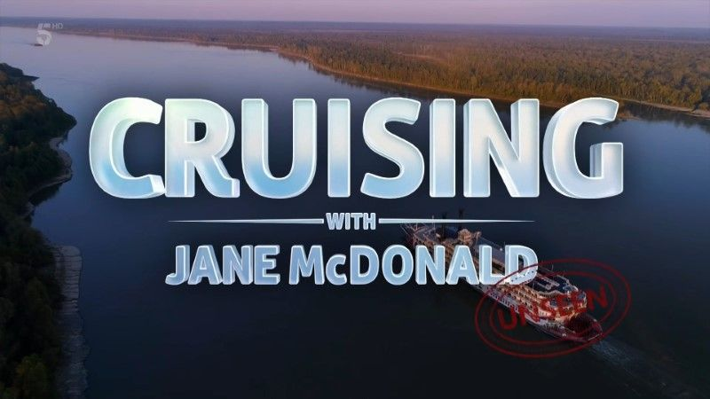 Poster of Ch5 Cruising the Mississippi with Jane McDonald 1080p HDTV
