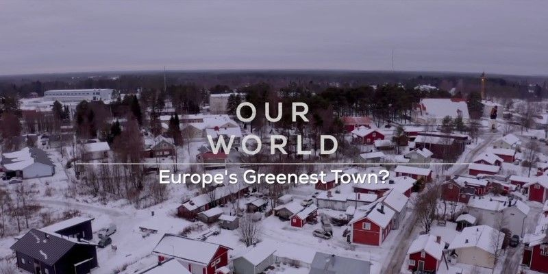 Europe's Greenest Town?