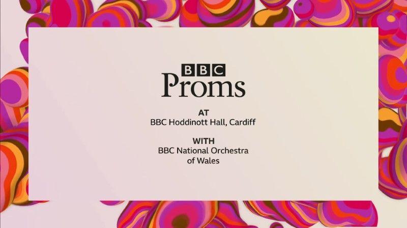 Poster of BBC Proms 2020 Hoddinott Hall Cardiff 1080p HDTV