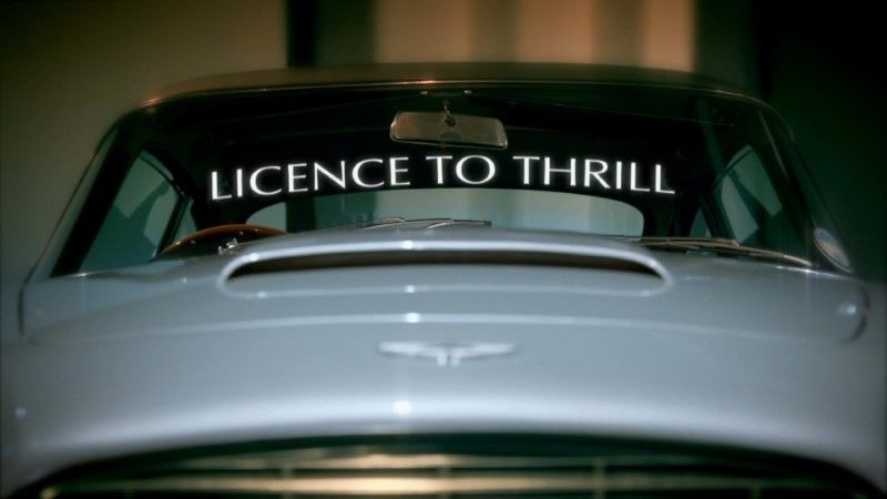 Poster of BBC - Licence to Thrill: Paul Hollywood Meets Aston Martin (2015)