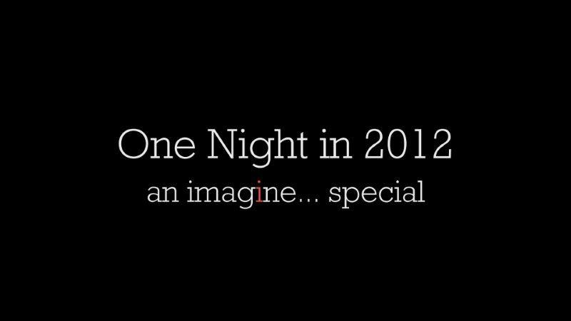 Poster of BBC Imagine 2016 One Night in 2012 1080p HDTV