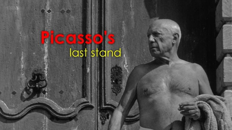 Poster of BBC - Picasso's Last Stand (2018)