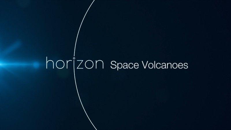 Space Volcanoes