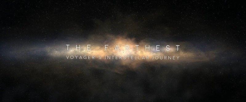 The Farthest: Voyager's Interstellar Journey