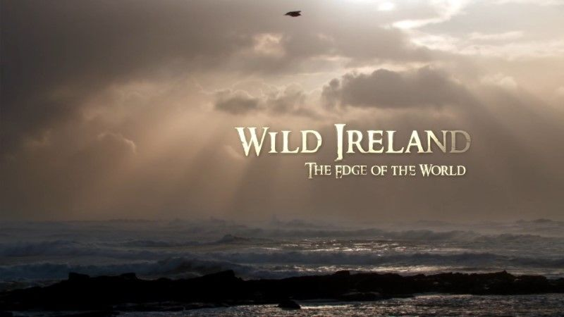 Poster of BBC Wild Ireland The Edge of the World 1080p HDTV
