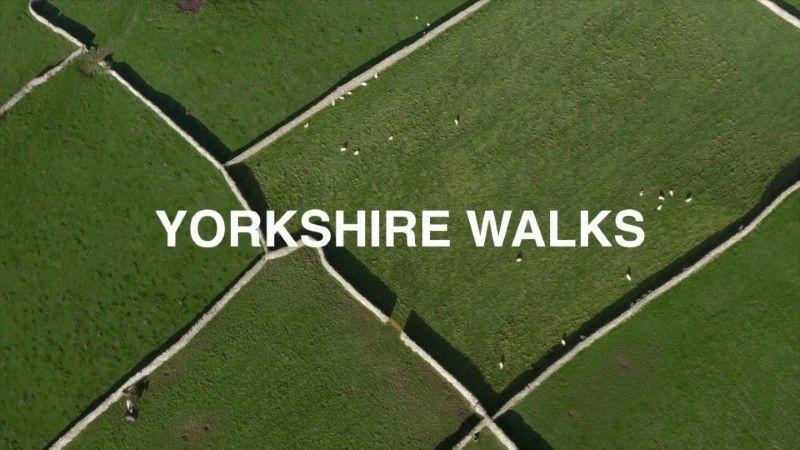 Poster of BBC Yorkshire Walks Series 1 1080p HDTV