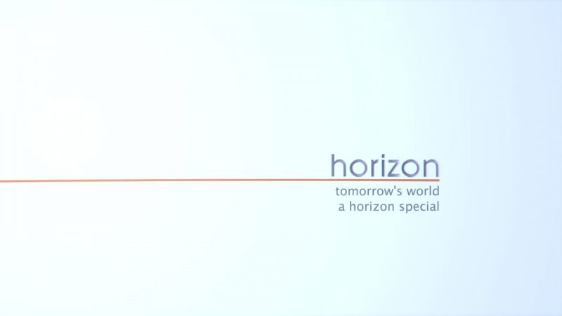 Tomorrow's World (Horizon)