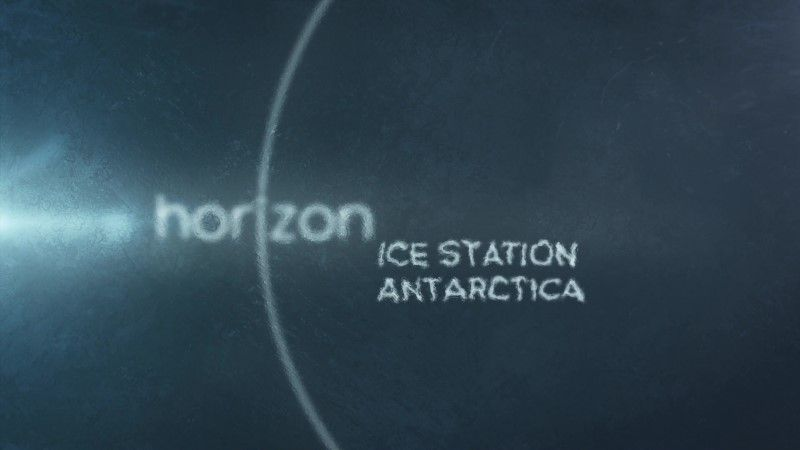 Ice Station Antarctica (Horizon)