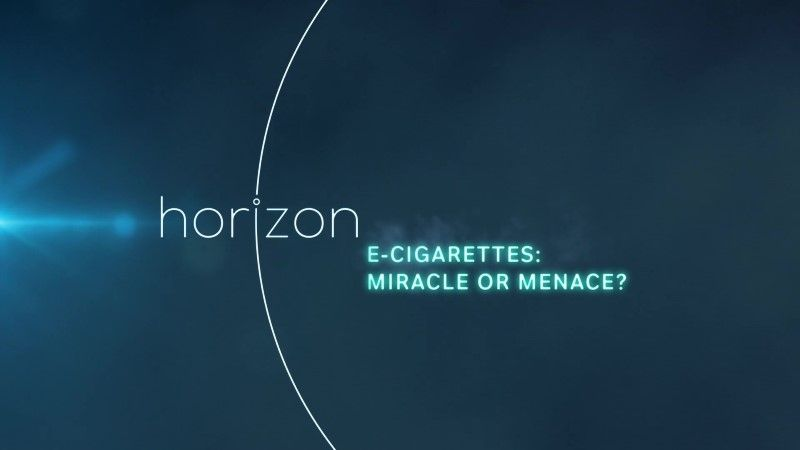 E-Cigarettes: Miracle or Menace