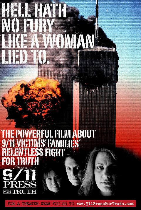 9/11 Press for Truth DivX AC3 (hi res/bitrate) preview 0