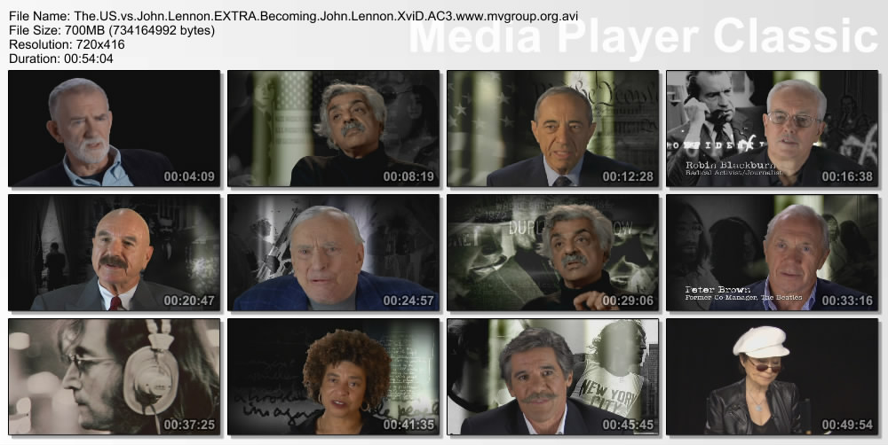 Becoming John Lennon DivX AC3 ( [hi res/bitrate] preview 0