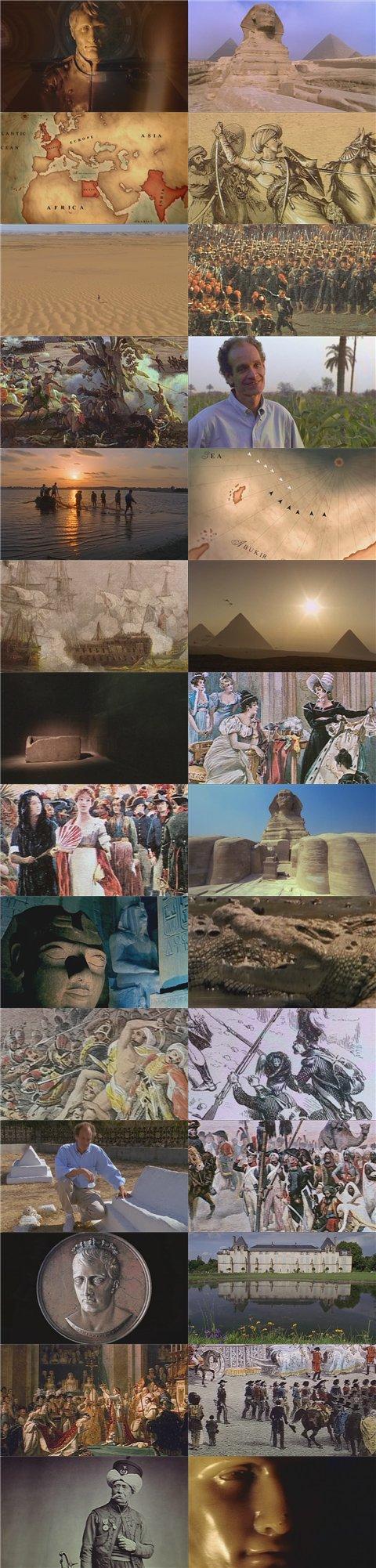 DSC Napoleon's Obsession: The Quest for Egypt DivX AC3 dual audio ( preview 1