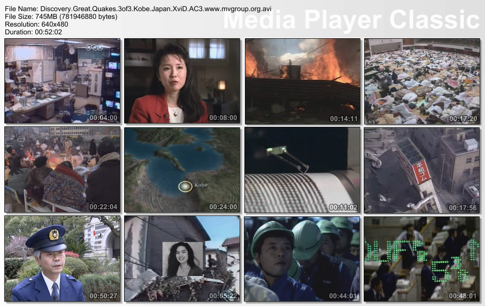 Discovery: Great Quakes   San Francisco XviD AC3 ( preview 6