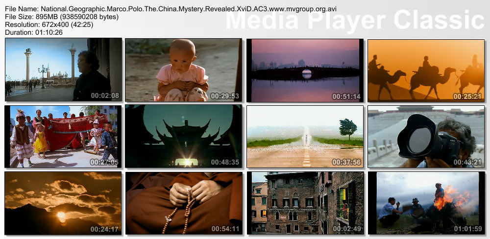 NGC Marco Polo: The China Mystery Revealed XviD AC3 ( preview 1