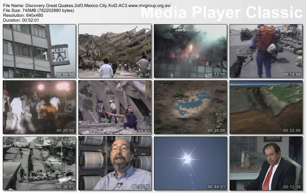 Discovery: Great Quakes   San Francisco XviD AC3 ( preview 4