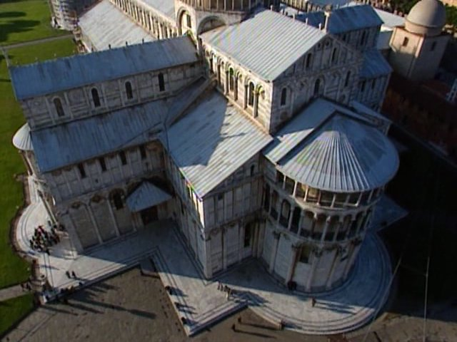 DSC Inside the Leaning Tower of Pisa XviD AC3 ( preview 2