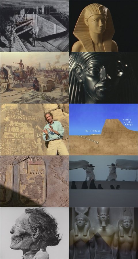 DSC The Great Egyptians 1of6 King of the Pyramids DivX AC3 dual audio ( preview 9