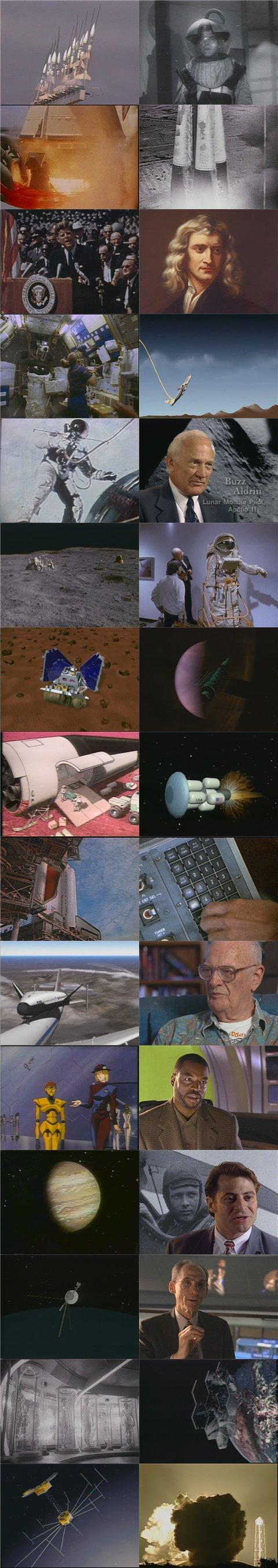 DSC Understanding: Space Travel DivX AC3 dual audio ( preview 1