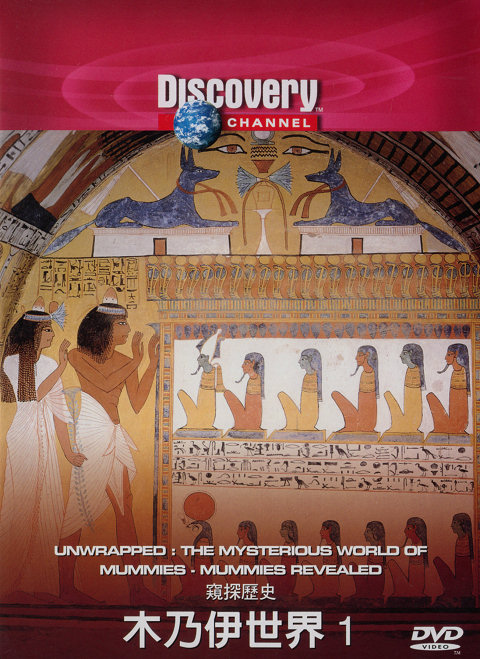 DSC Unwrapped: The Mysterious World of Mummies 1of3 DivX AC3 dual audio ( preview 1