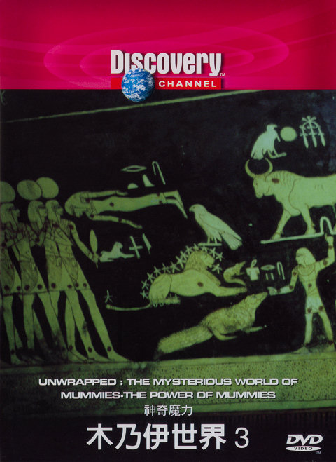 DSC Unwrapped: The Mysterious World of Mummies 3of3 DivX AC3 dual audio ( preview 1