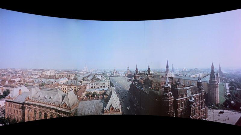 Caps of Cinerama - Cinerama's Russian Adventure (1966)