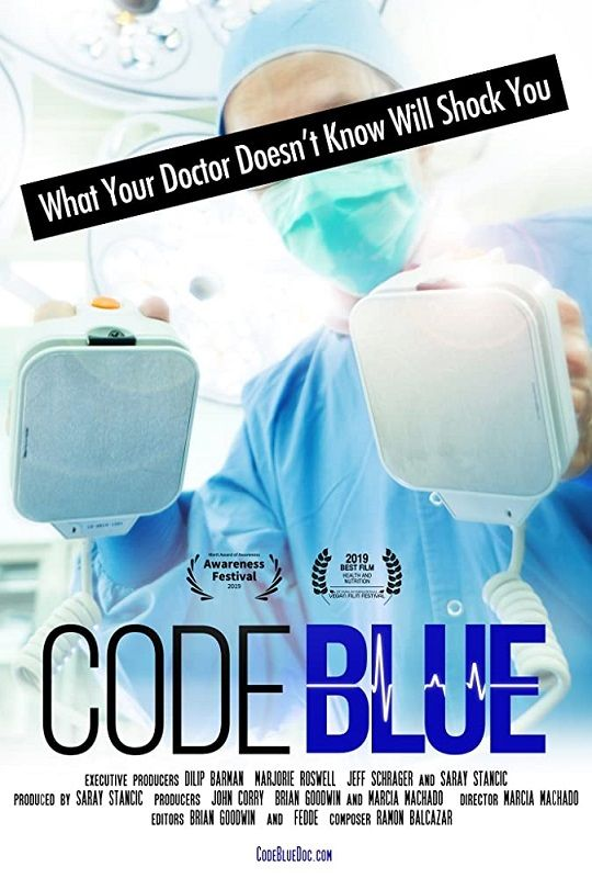 Poster of Code Blue 1080p