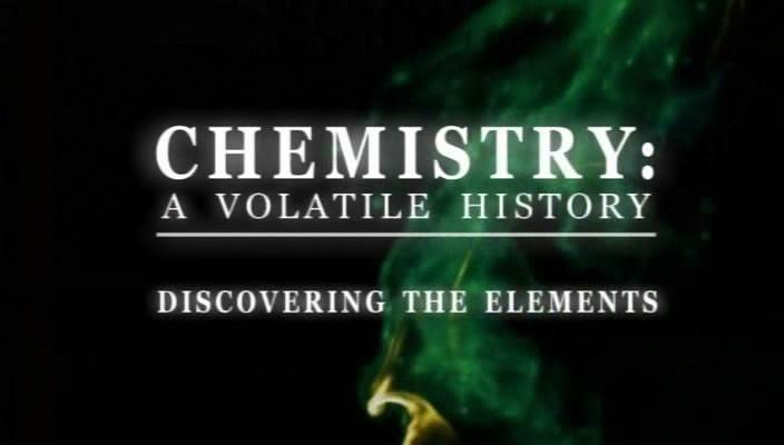Chemistry Volatile History 2010 السلسلة
