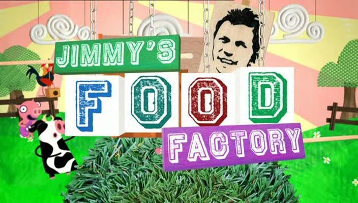 Jimmy's Food Factory In this entertaining new science series, farmer Jimmy