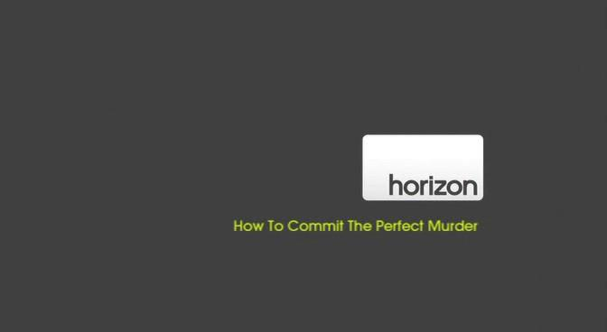 BBC Horizon 2007 How to Commit the Perfect Murder DVB XviD MP3  org avi preview 0