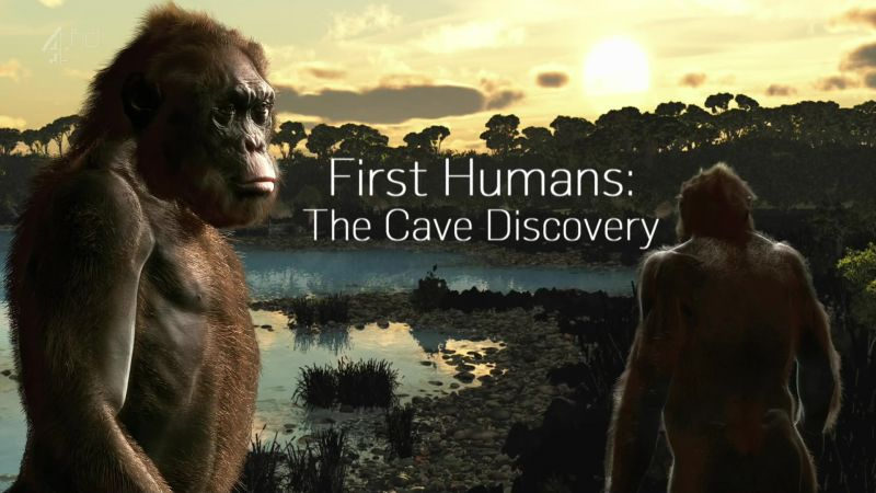 First Humans: The Cave Discovery