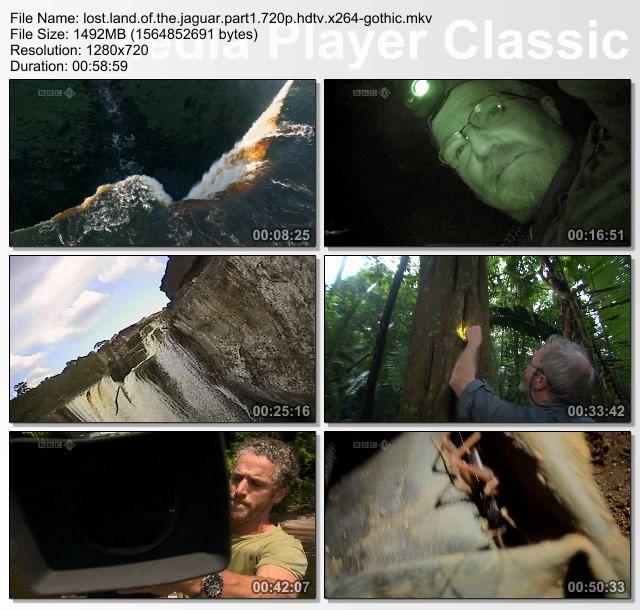 lost land of the jaguar part1 720p hdtv x264 gothic mkv preview 0