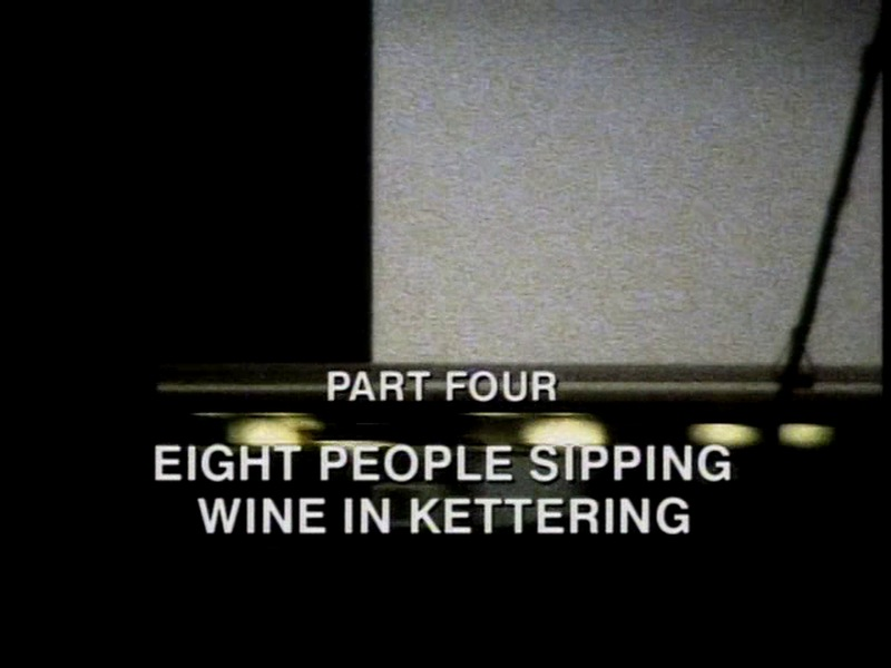 Eight People Sipping Wine in Kettering