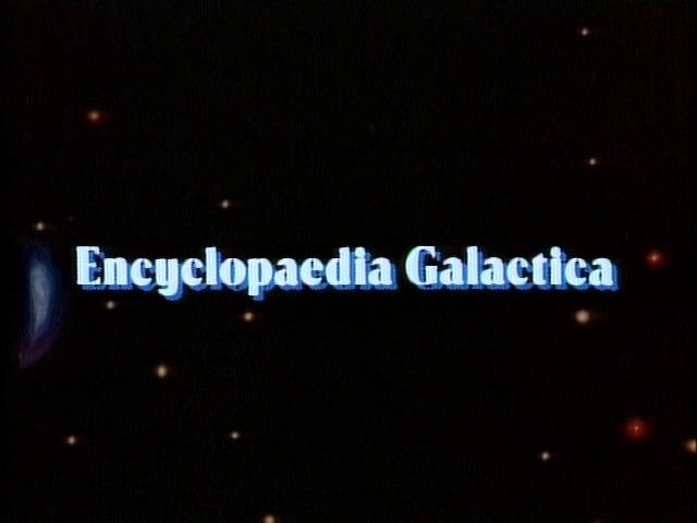 Encyclopaedia Galactica