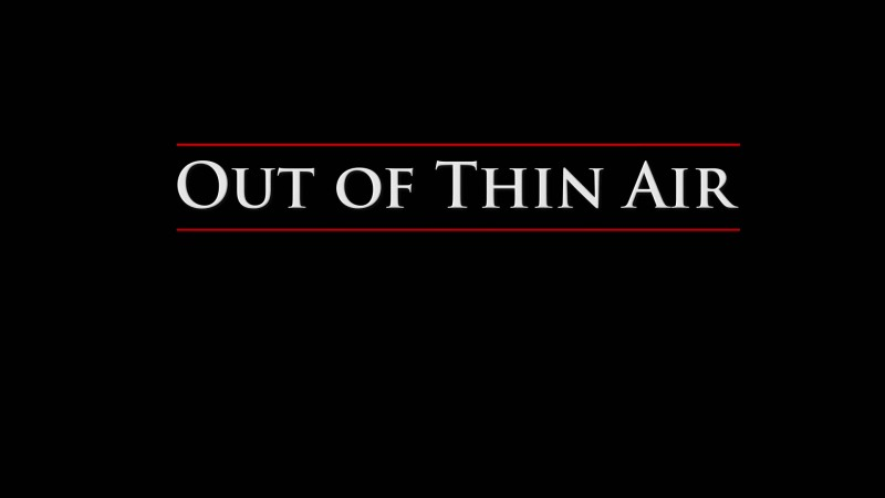 Out of Thin Air (1754-1806) (The Mystery of Matter: Search for the Elements Part 1)