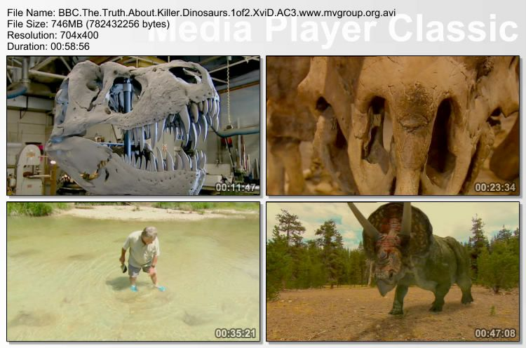 The Truth About Killer Dinosaurs(Aug,Sep 2005) [DVDrip(XviD) preview 1