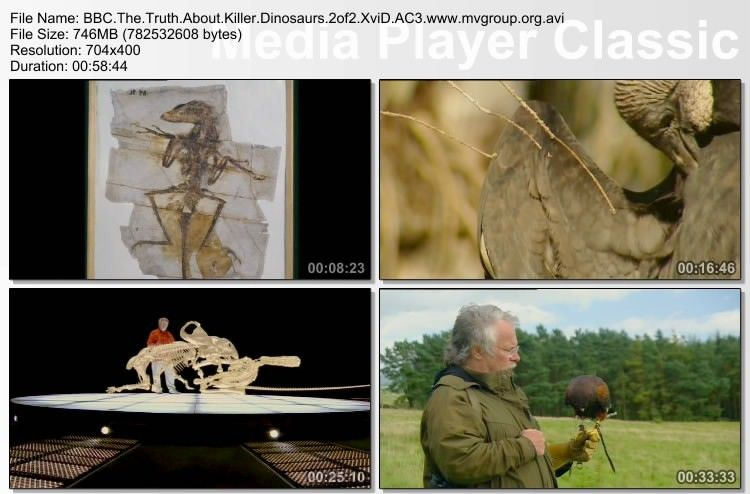 The Truth About Killer Dinosaurs(Aug,Sep 2005) [DVDrip(XviD) preview 2